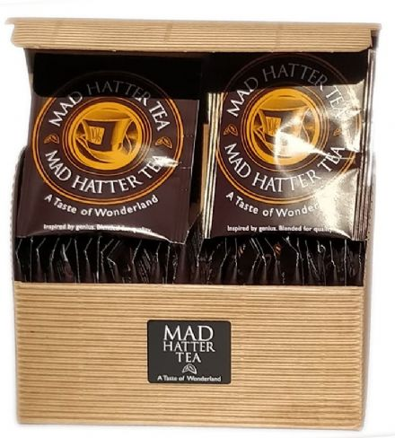 Mad Hatter Envelope String and Tag Tea 30's